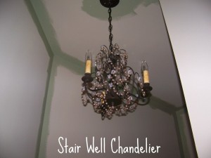 Stair Well Electrical Lighting Services