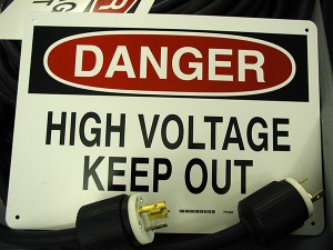 High Voltage - Electrical Services